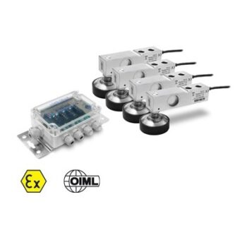 Weegcellen Kit for assembling 4 loadcells scale