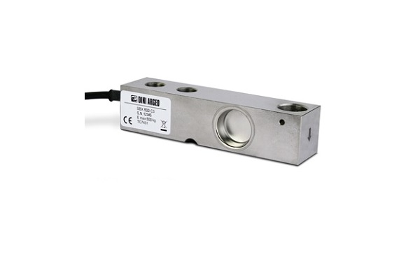 SBX-1KL SERIES SHEAR BEAM LOAD CELLS, from 500kg to 2500kg
