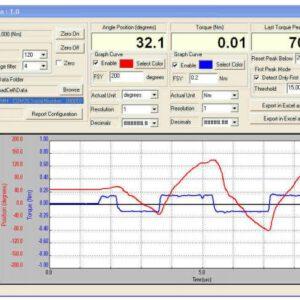 Draaimoment sensor type EASYTORK II