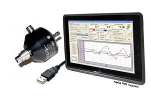 Draaimoment sensor type EASYTORK van 10Nm tot 25Nm
