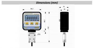 Koppelsensor indicator DTR2 II