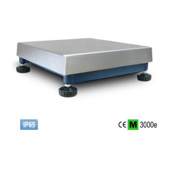 PB SERIES SINGLE CELL WEEGPLATFORMS van 6 tot 600kg