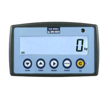 DFWPM PLAY MOBILE indicator voor MCW kraanweegschalen