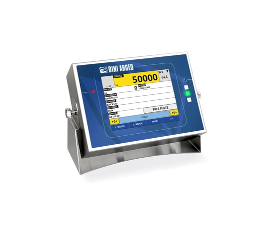 3590EGT8 Touch Screen-weegindicator met 8-inch display