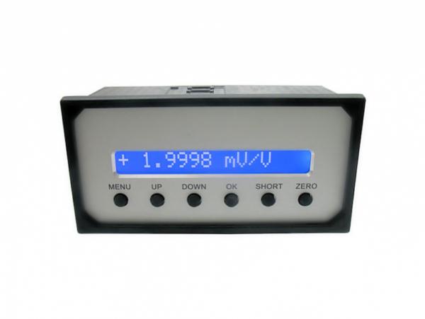 Meetversterker GSV-2FSD voor paneelinbouw