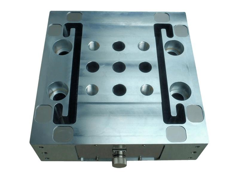 K3D300 3-assige krachtsensor ± 50 kN, ± 100 kN, ± 200 kN
