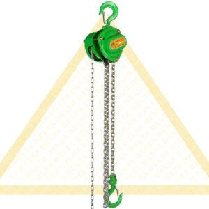 Delta green handkettingtakel